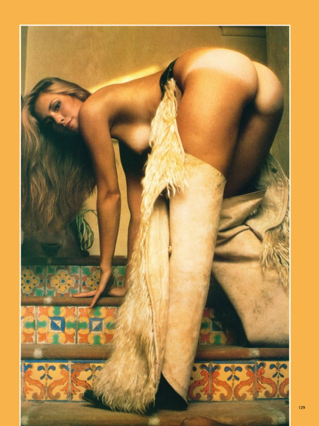 From Vicki's January 1979 Playboy Spain Shoot