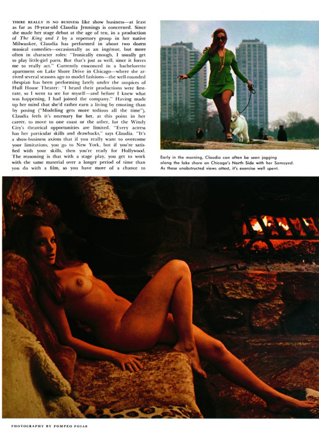 November 1969 Playmate Centerfold