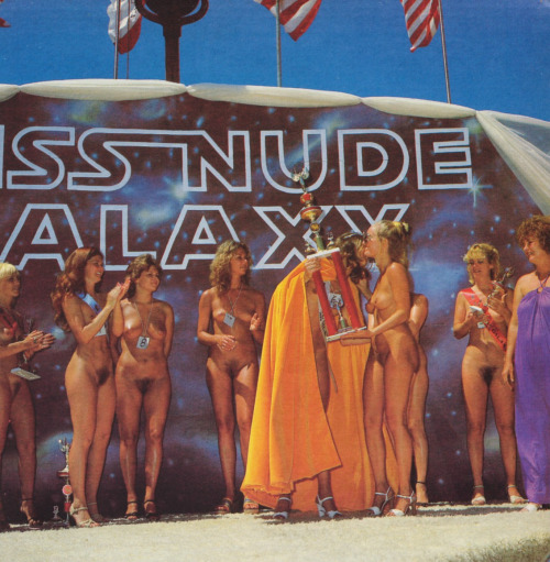 Miss Nude Galaxy 1976 - 11