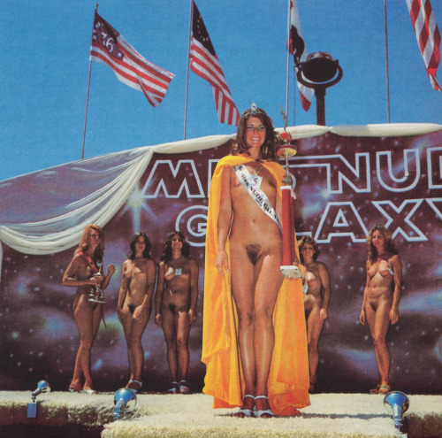 Miss Nude Galaxy 1976 - 12