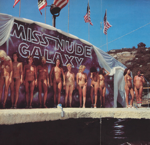 Miss Nude Galaxy 1976 - 14