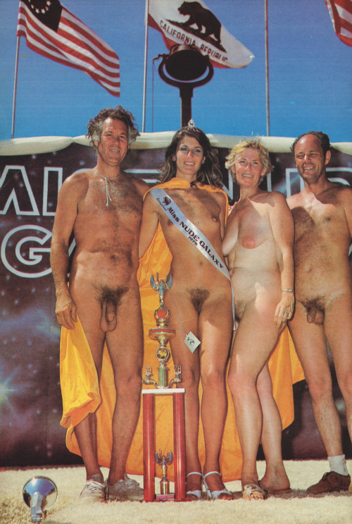 Miss American Nude 50