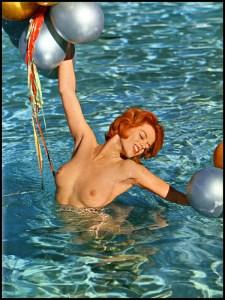 Marli's September 1960 Playboy Shoot