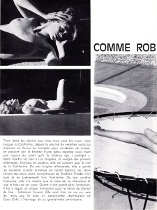 """""""Stop"""" n°55, 1966"""