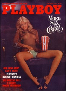 Playboy's Controversial November 1975 Cover
