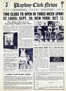 Playboy Club News Vol II, No. 25