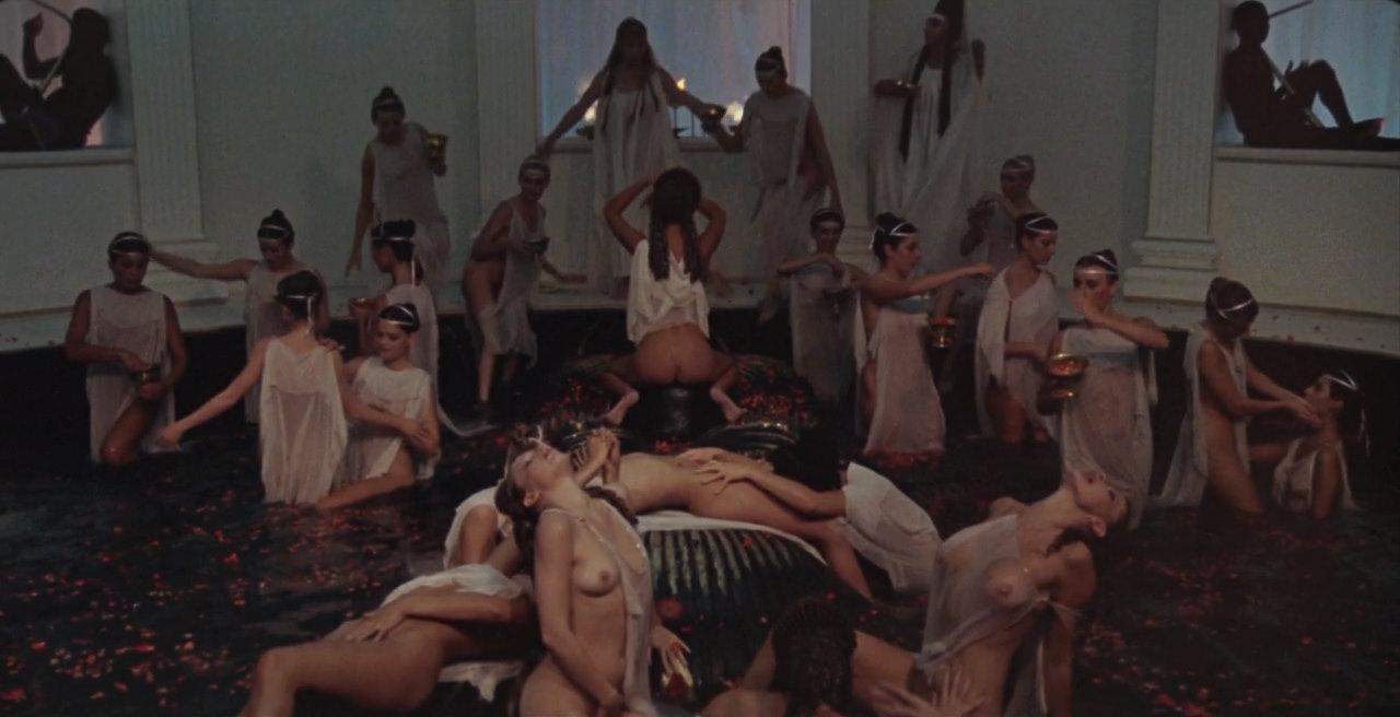 Anneka Di Lorenzo Hardcore caligula - the movie - vintage nude