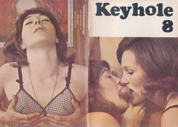 Keyhole 8 cover photo