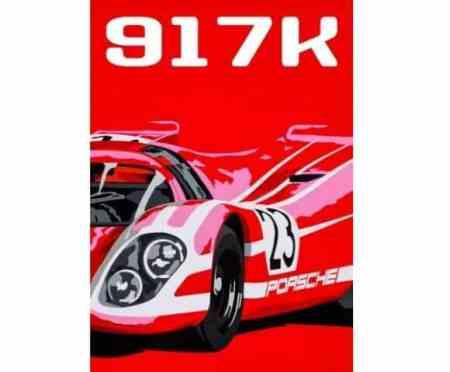 porsche-917-joel-clark-kunst-scjilderij