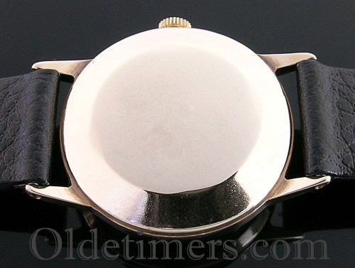 1950s 9ct gold round vintage Rolex watch (3689)