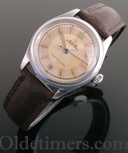 1950s steel vintage Rolex Oyster Royal watch (3899)
