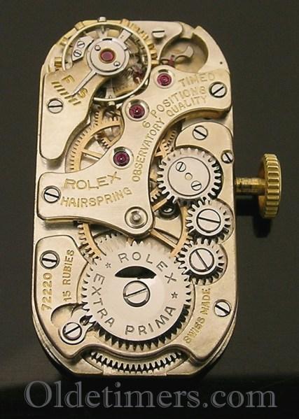 1930 vintage Rolex Prince watch