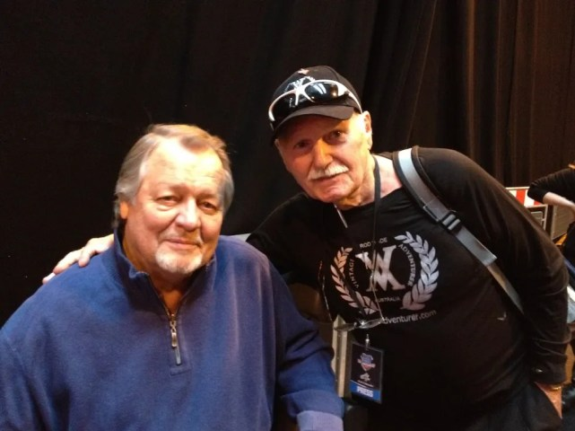Rod and David Soul