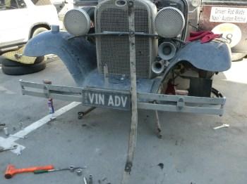 Axle repairs in Novosibirsk