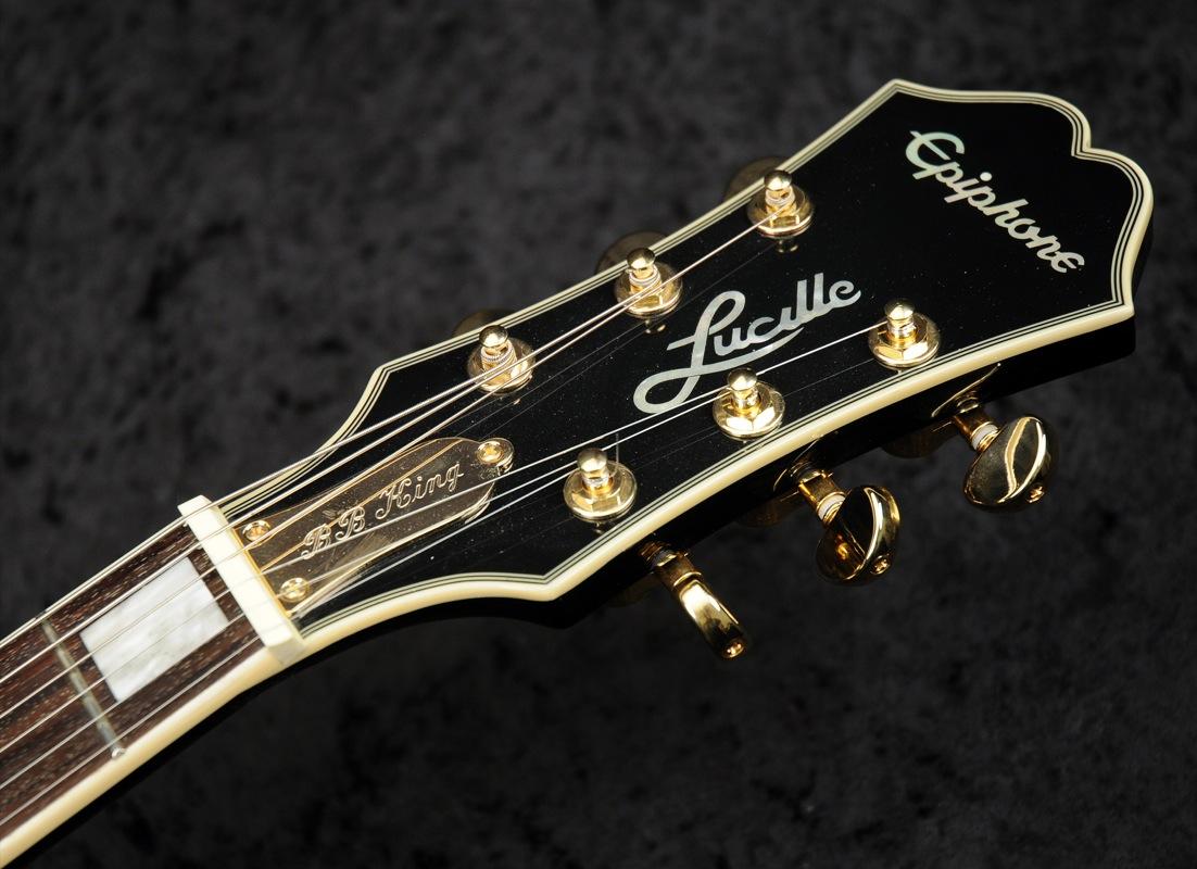 Epiphone Lucille B B King Jazz Blues Guitar
