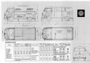 VW Bus Technical Info