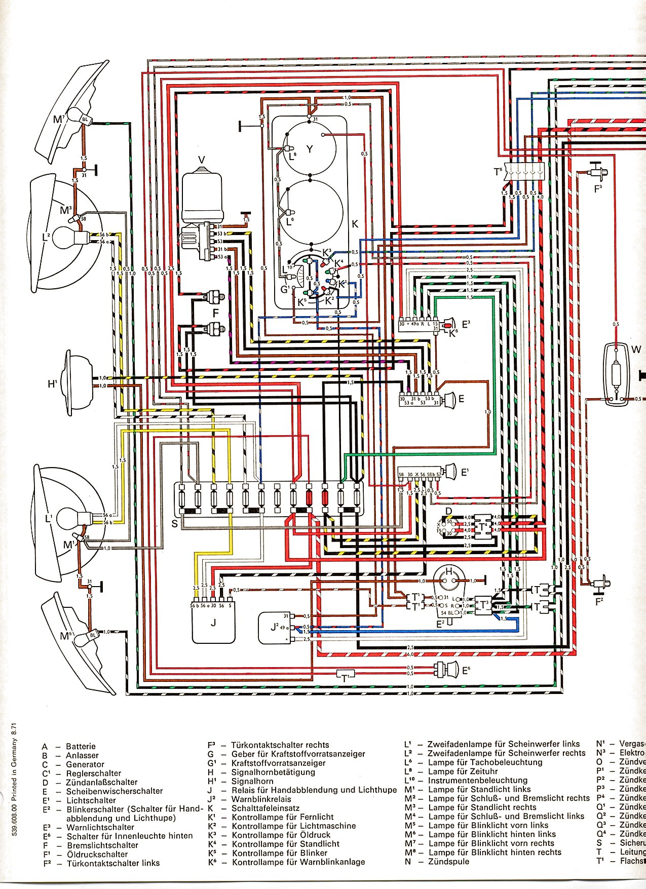 Transporter_from_August_1971 1?resized665%2C915 vw t4 horn wiring diagram efcaviation com vw t4 fuse box wiring diagram at eliteediting.co