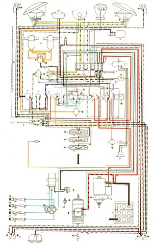 VintageBusCom  VW Bus (and other) Wiring Diagrams