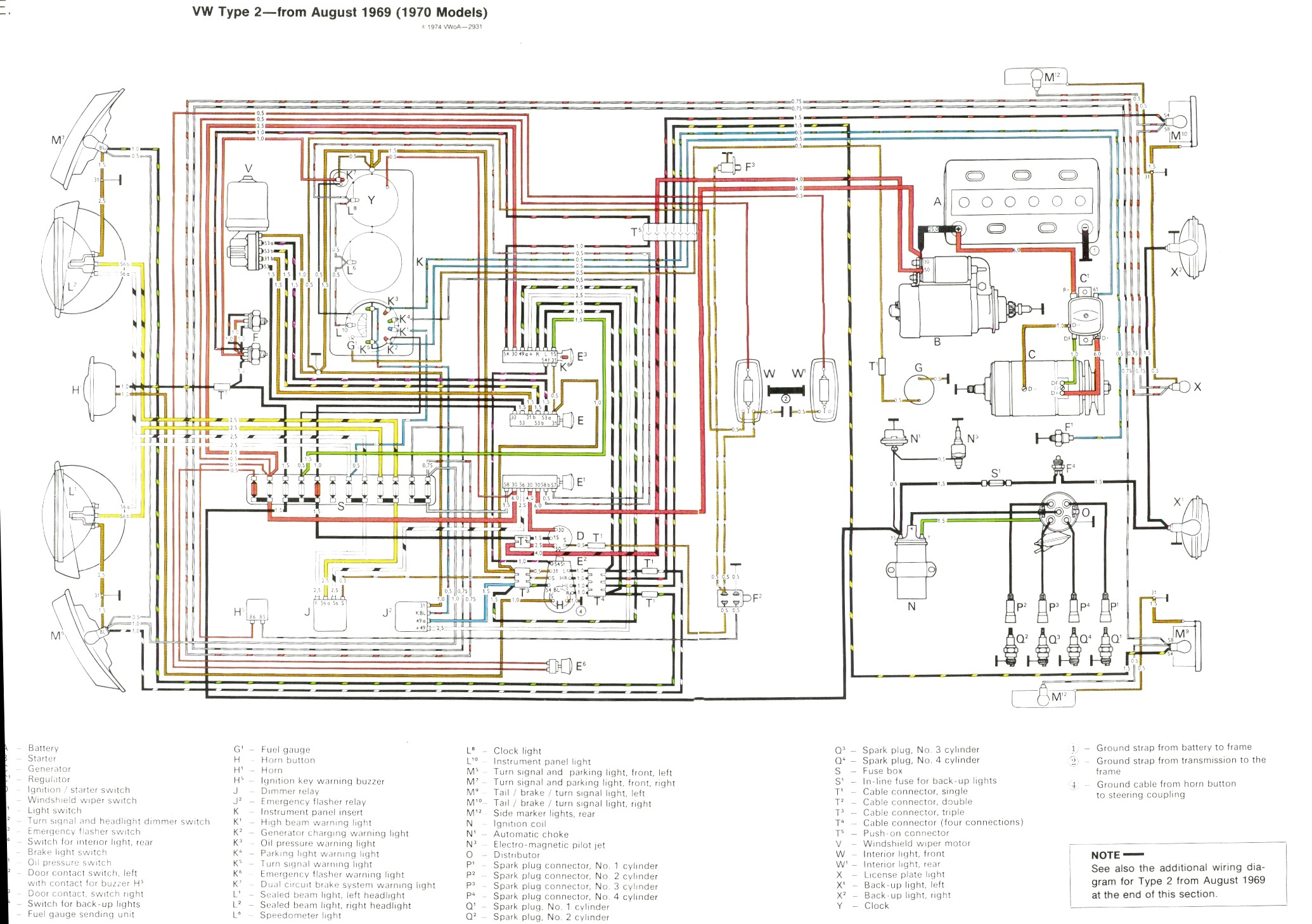 1973 vw beetle voltage regulator wiring diagram vw alt