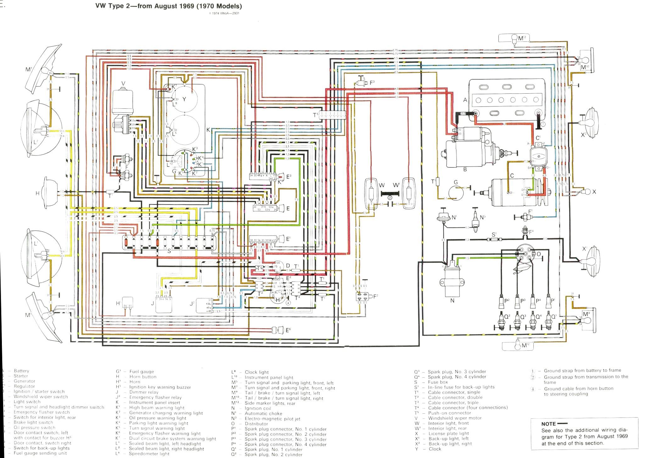 1973 vw beetle voltage regulator wiring diagram vw alt