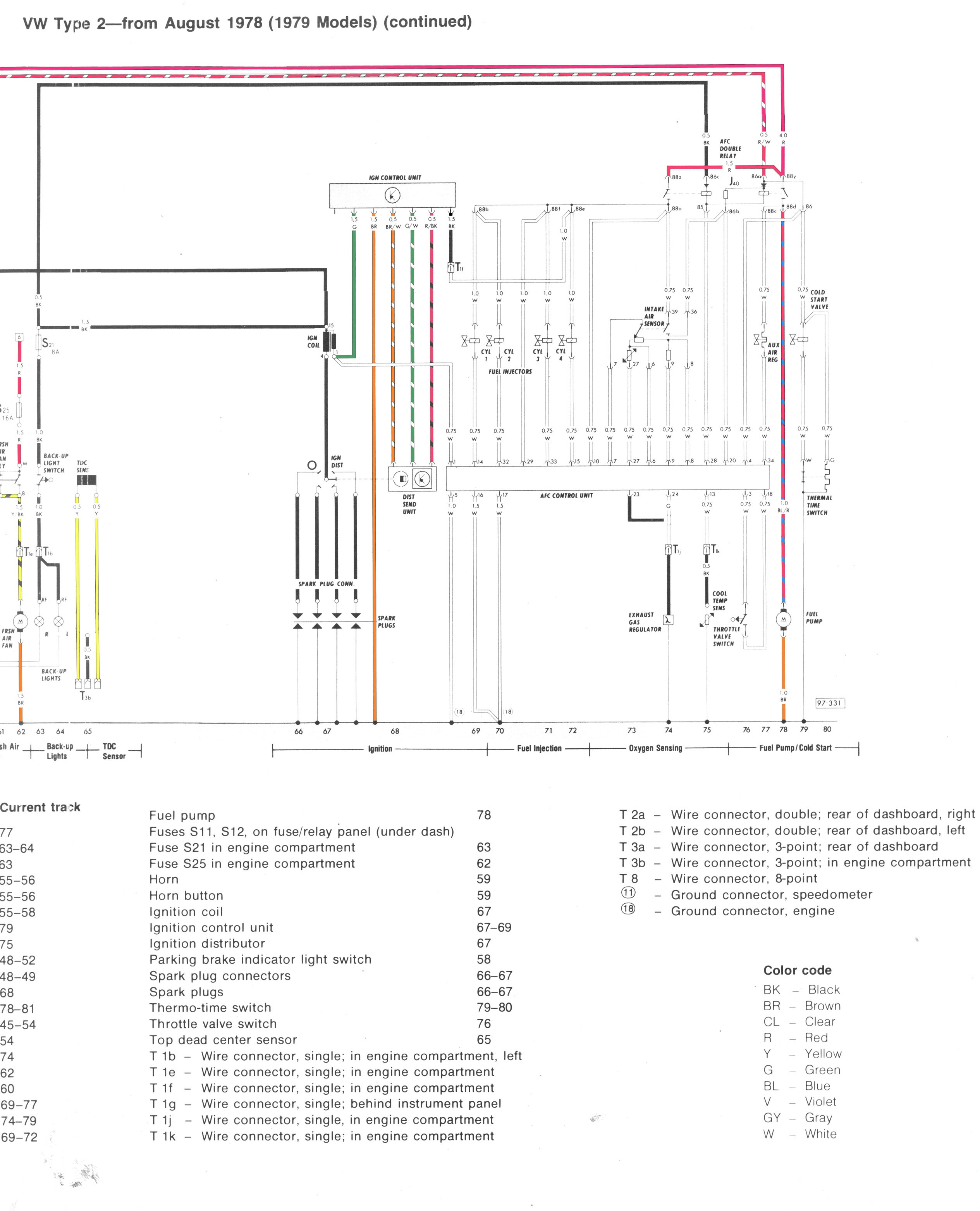 Uk Eurospec Cc Late Bus 75 79 Wiring Diagram