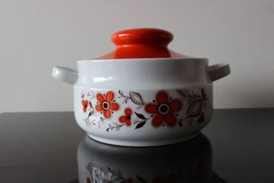 soupière vintage en porcelaine de Bavaria
