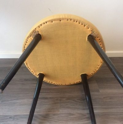Chaise cocktail vintage 1950
