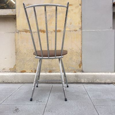 Chaise cuisine vintage de marque LE GAL