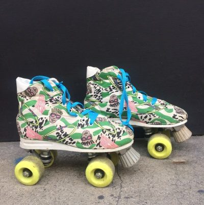 Roller derby 4 roues