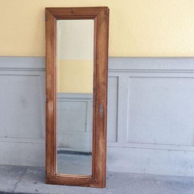 Miroir vintage plain pied