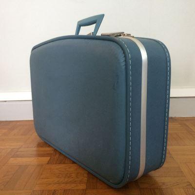 valise hôtesse de l'air vintage
