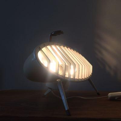 Lampe ancien radiateur Calor