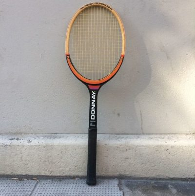 Raquette Tennis Donnay Vintage