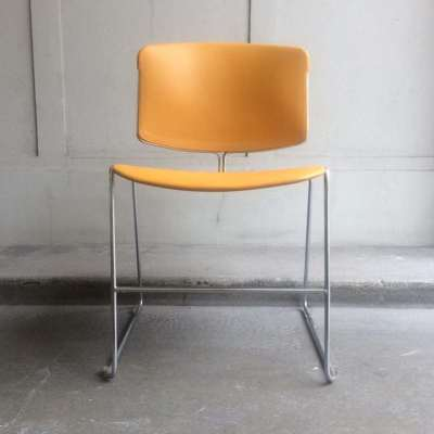 Chaise Steelcase Vintage