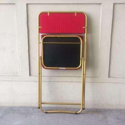Chaise pliante lafuma rétro vintage