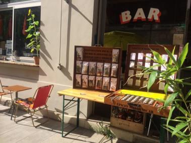rhum arrangé cafe brocante vintage by fabichka