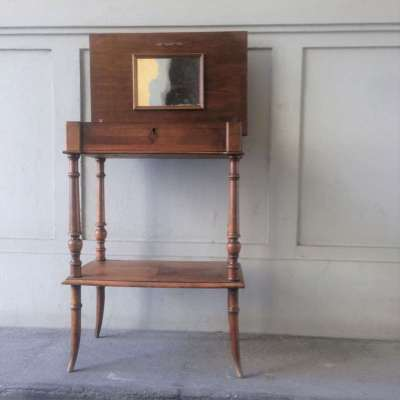 Meuble coiffeuse ancienne