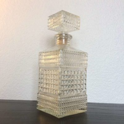 Ancienne carafe whisky