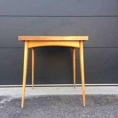 Table bistrot stella design scandinave