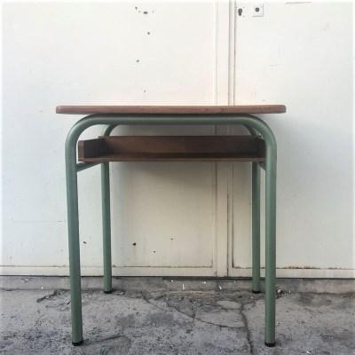Bureau écolier Mullca années 60 vintage