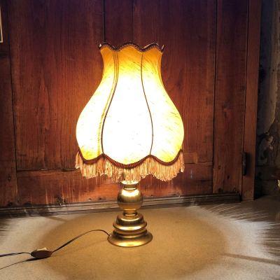 Ancienne lampe à poser Art Déco