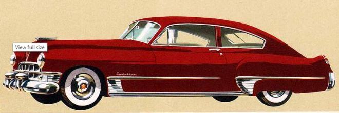 1949 Cadillac