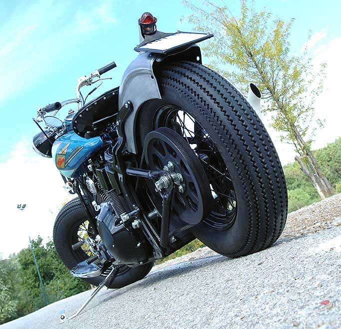 Harley-Davidson Softail Springer 1450