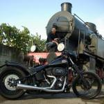 Harley-Davidson Softail Night Train 1450