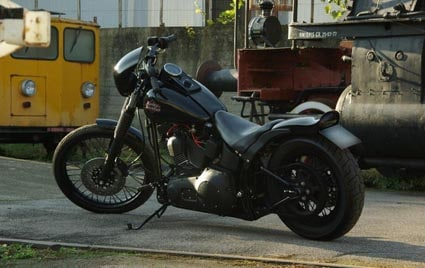 Harley-Davidson Softail Night Train 1450