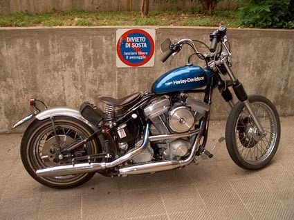 One Week Softail