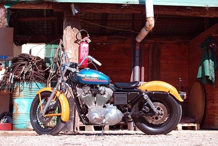 Wheels & Rebel Duck