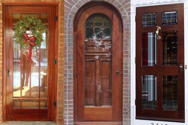 Custom Storm Doors YesterYears Vintage Doors
