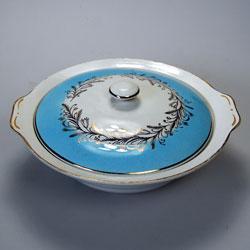 Washington Pottery Ltd Blue Riband Serving Bowl Tureen