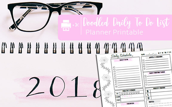 eyeglasses, desk calendar